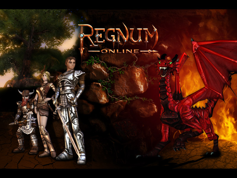 Regnum Online wallpaper
