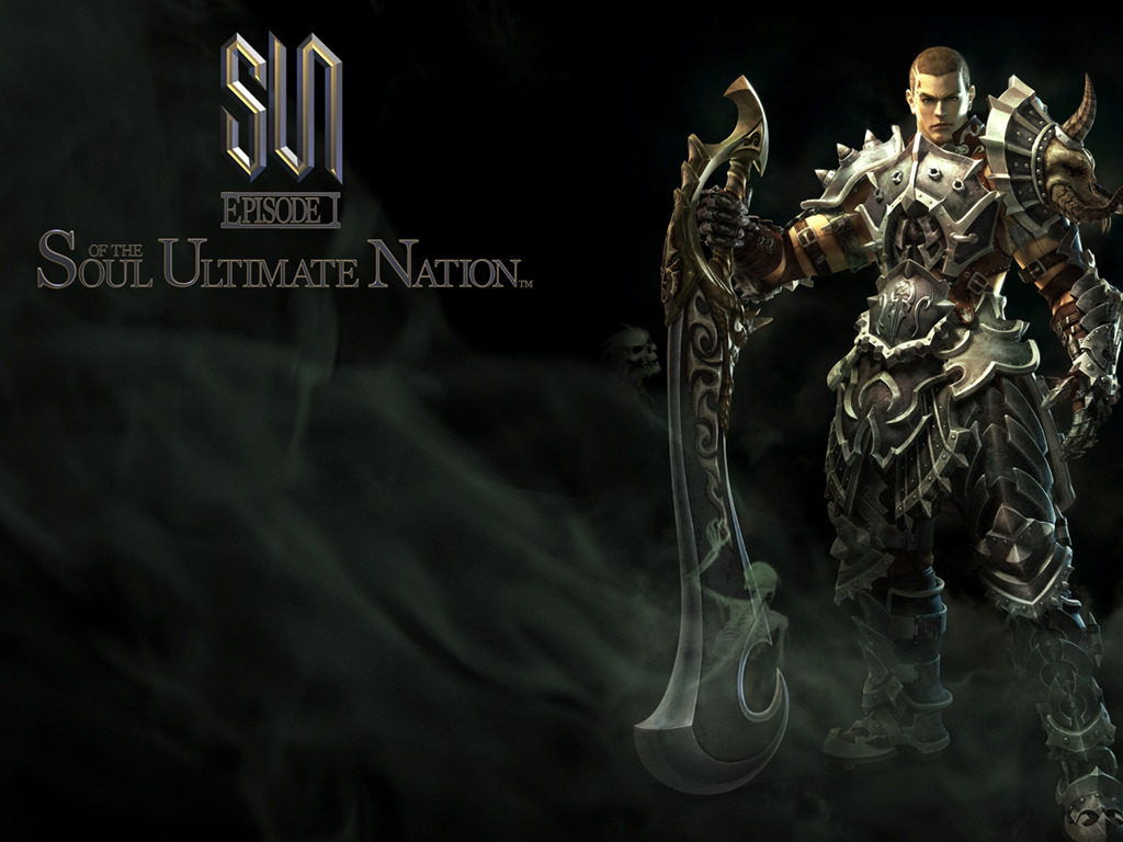 Soul of the Ultimate Nation wallpaper