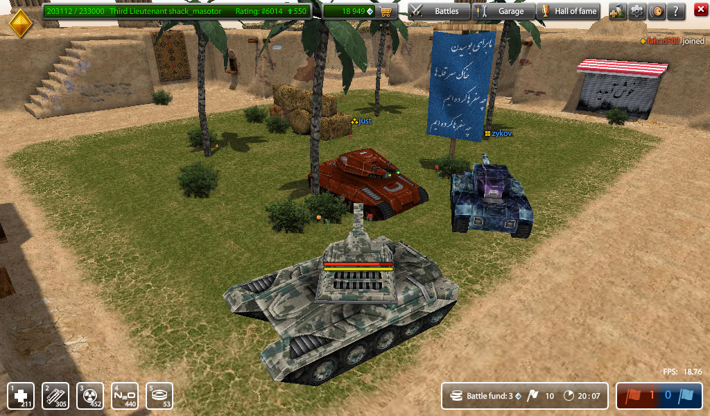 Tanki Online Game Review Guides More