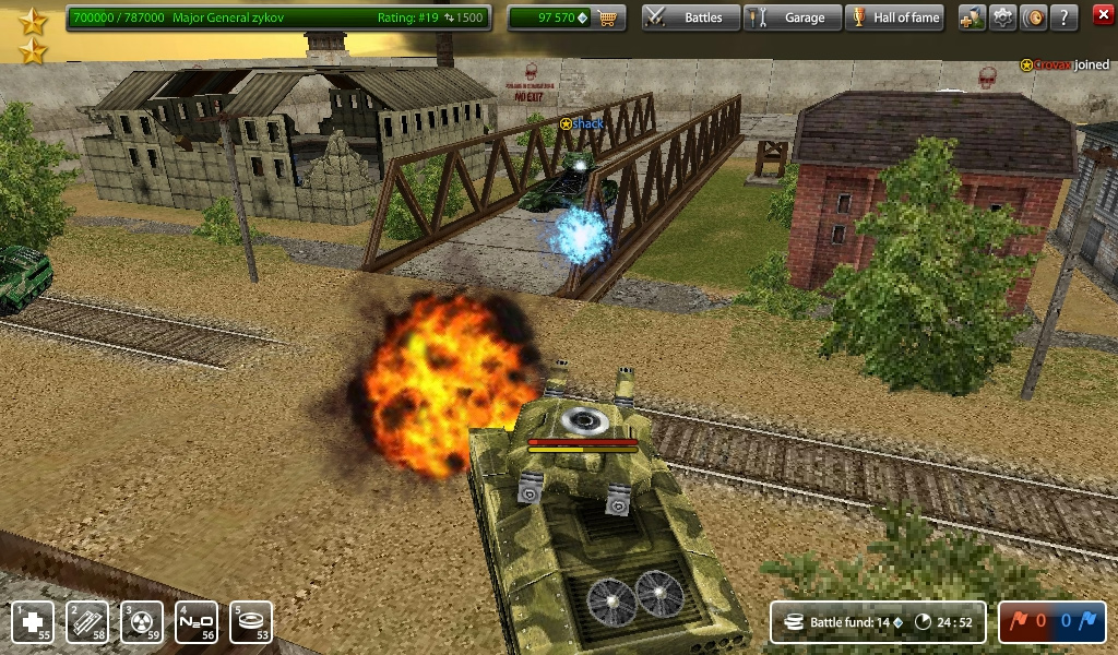 World of tanks начинаем игра xp