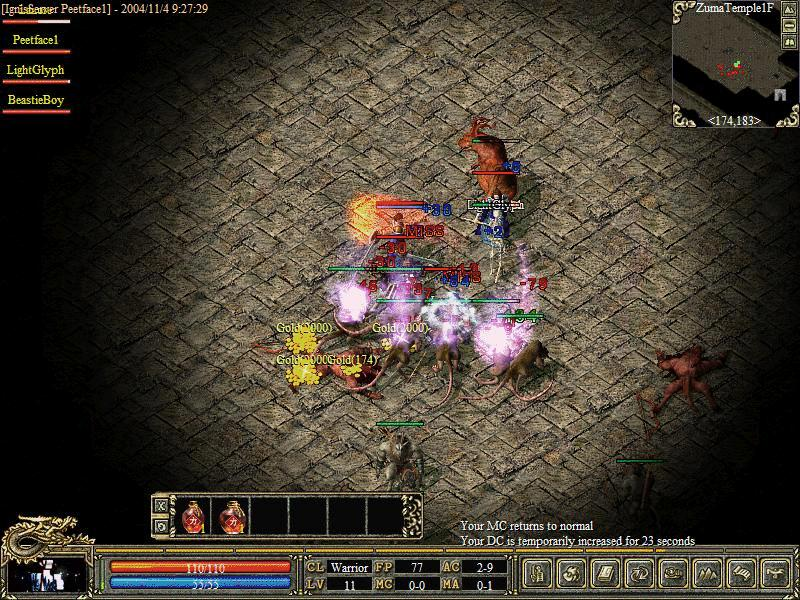 The Legend of Mir 3 (3)