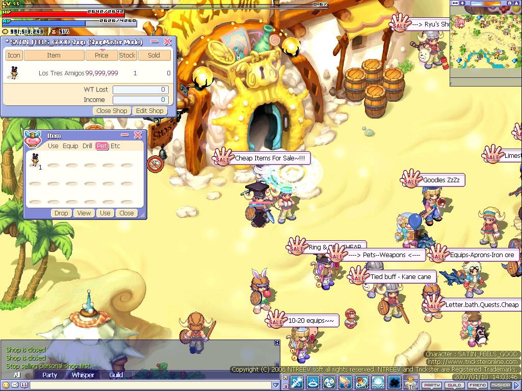 Trickster Online (6)