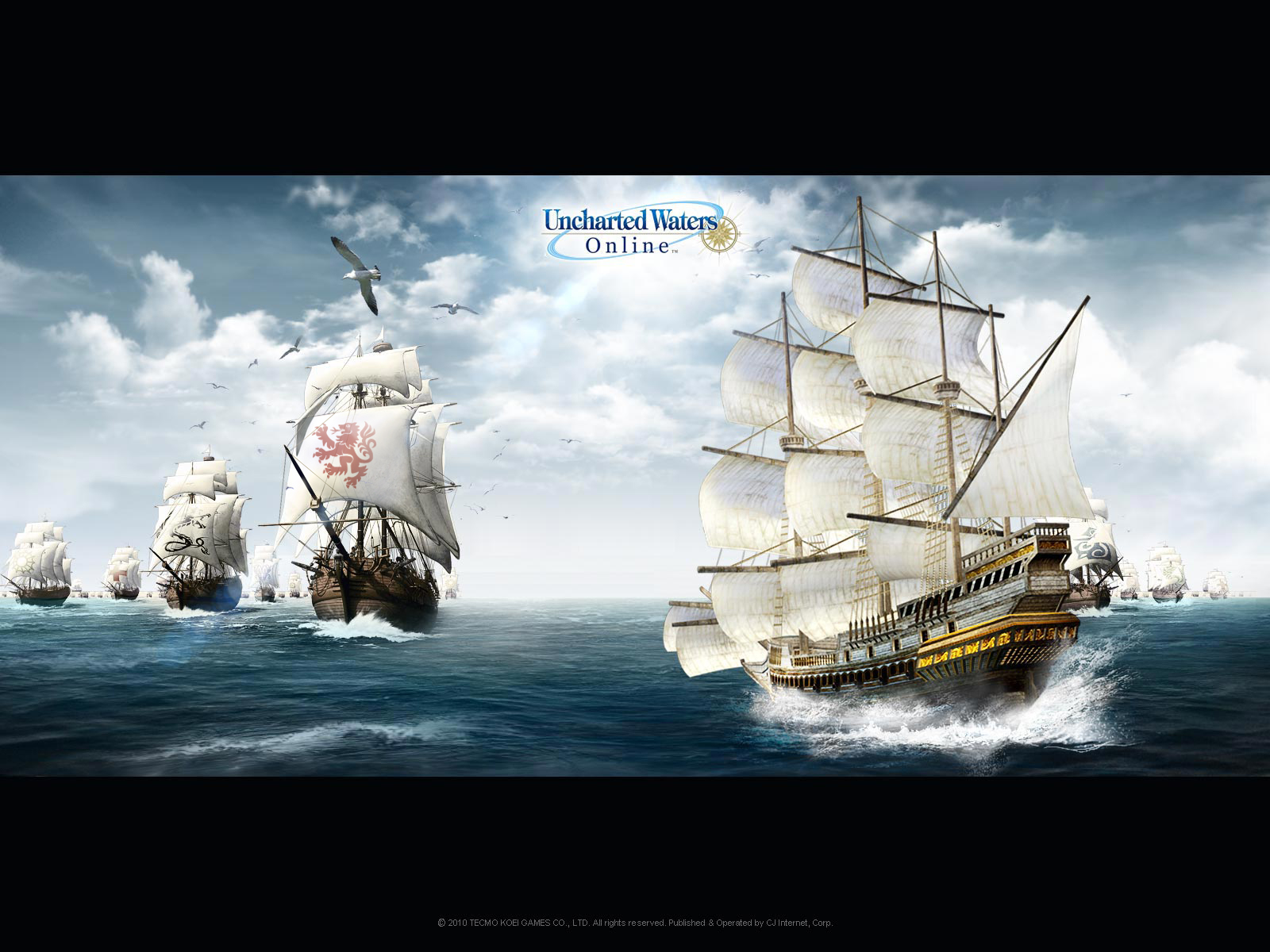 Uncharted Waters Online (1)
