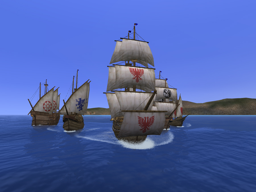 Uncharted Waters Online (6)