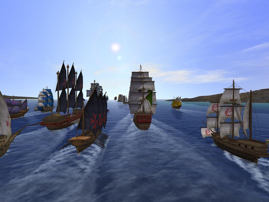 Uncharted Waters Online (8)