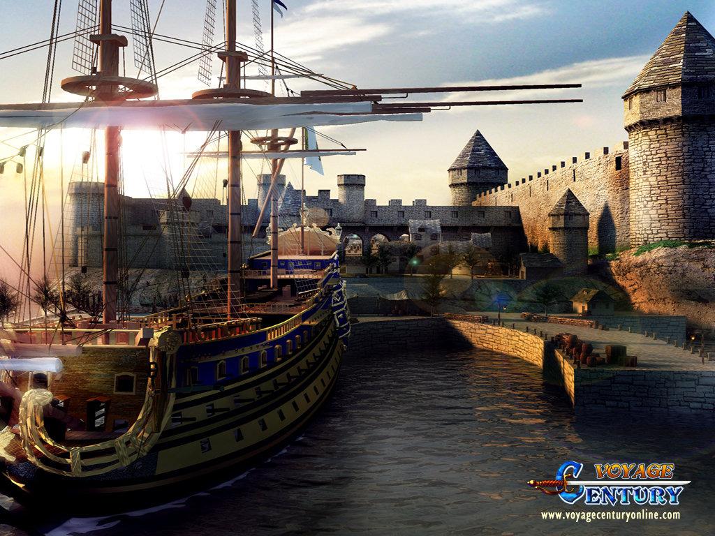 Voyage Century Online wallpaper