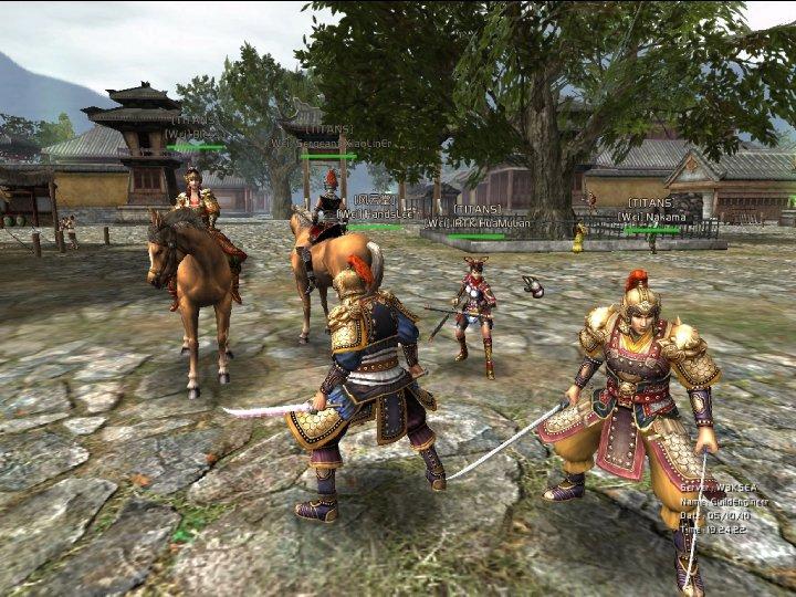 Warriors of the Three Kingdoms (1)