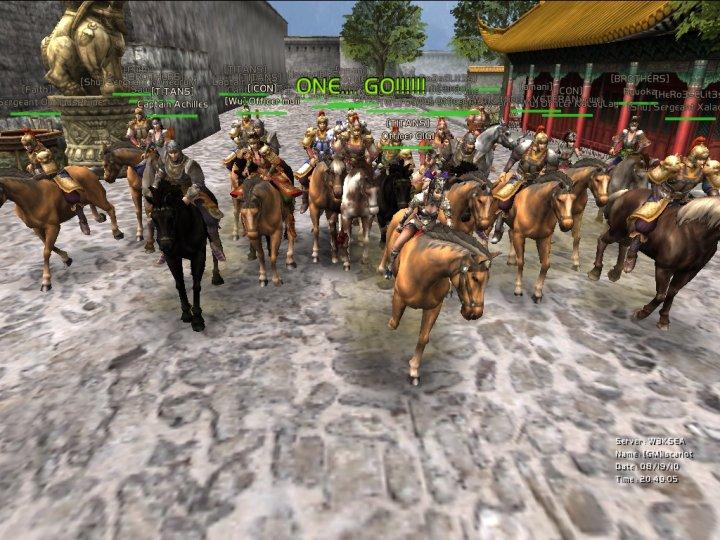 Warriors of the Three Kingdoms (3)