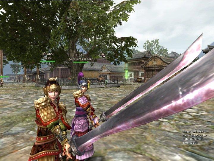 Warriors of the Three Kingdoms (4)