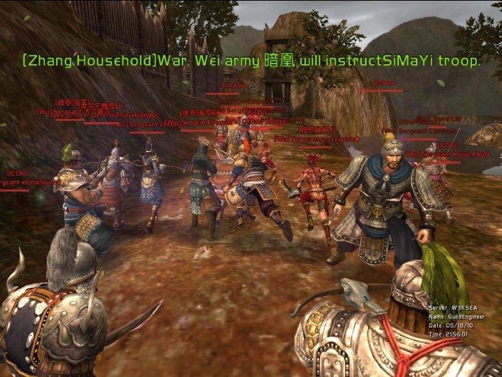 Warriors of the Three Kingdoms (6)