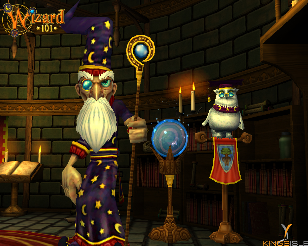 Wizard101 wallpaper