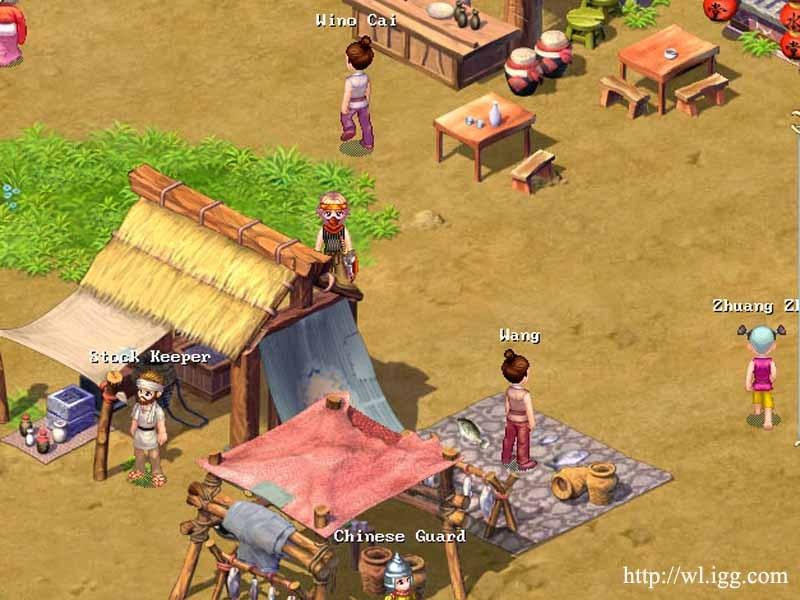 Wonderland Online (3)