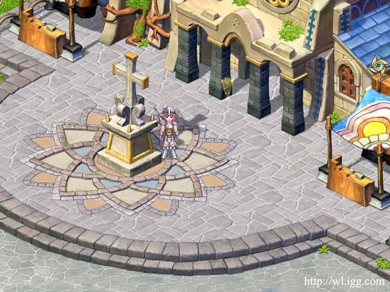 Wonderland Online (4)