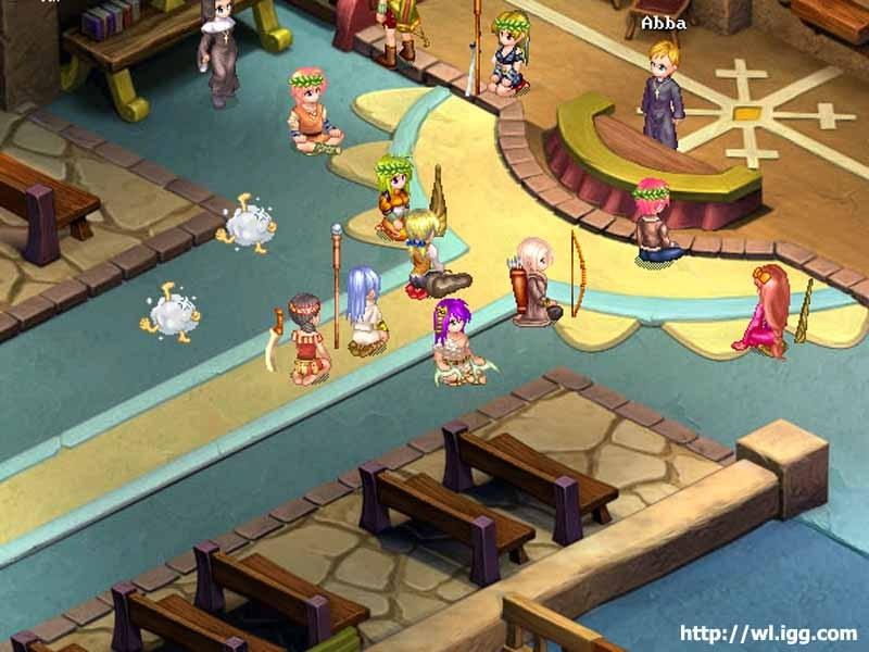 Wonderland Online (5)
