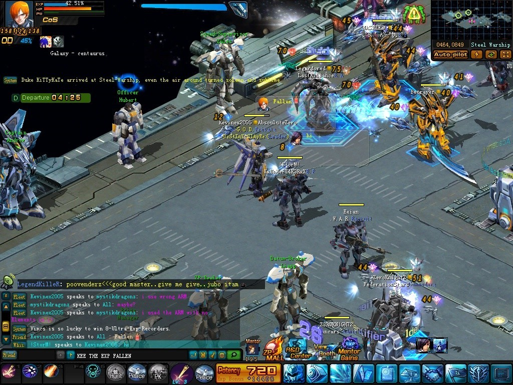 Zero Online (3)