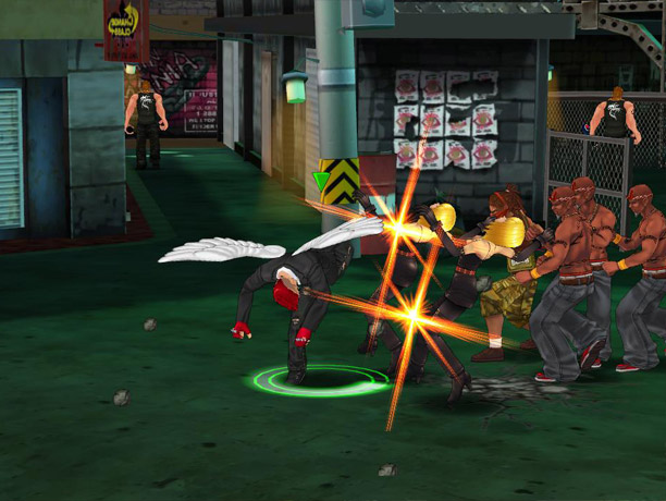 Zone 4: Fight District Review and Download