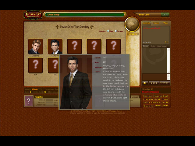 Business & Tycoon Simulation Games - Play 49 Free Business ...