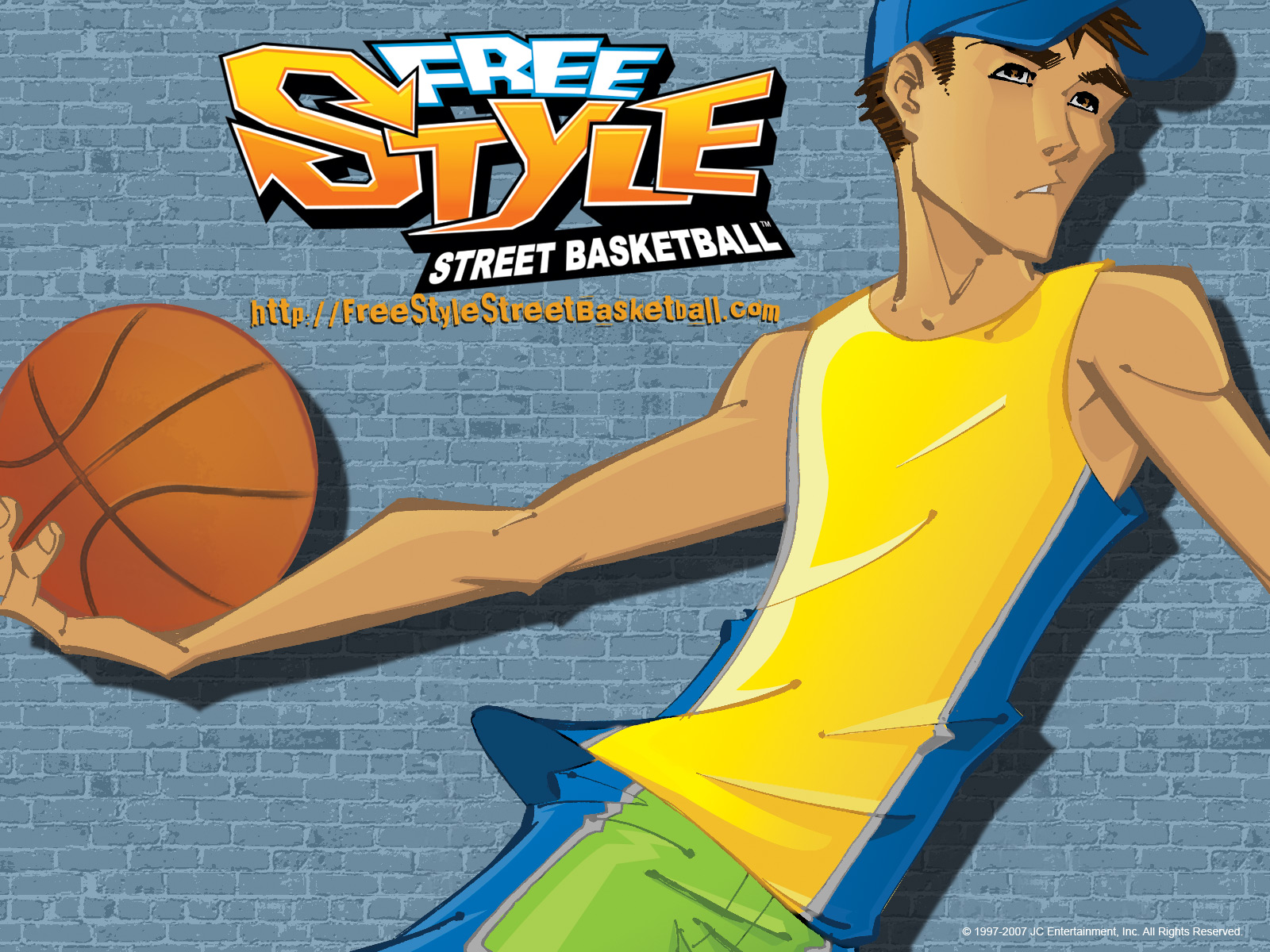 freestyle street basketball (1)
