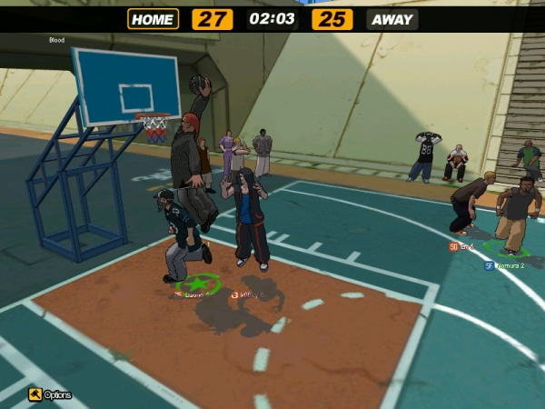 Download freestyle2 street basketball for free.