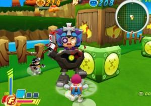 Robo Smasher 1