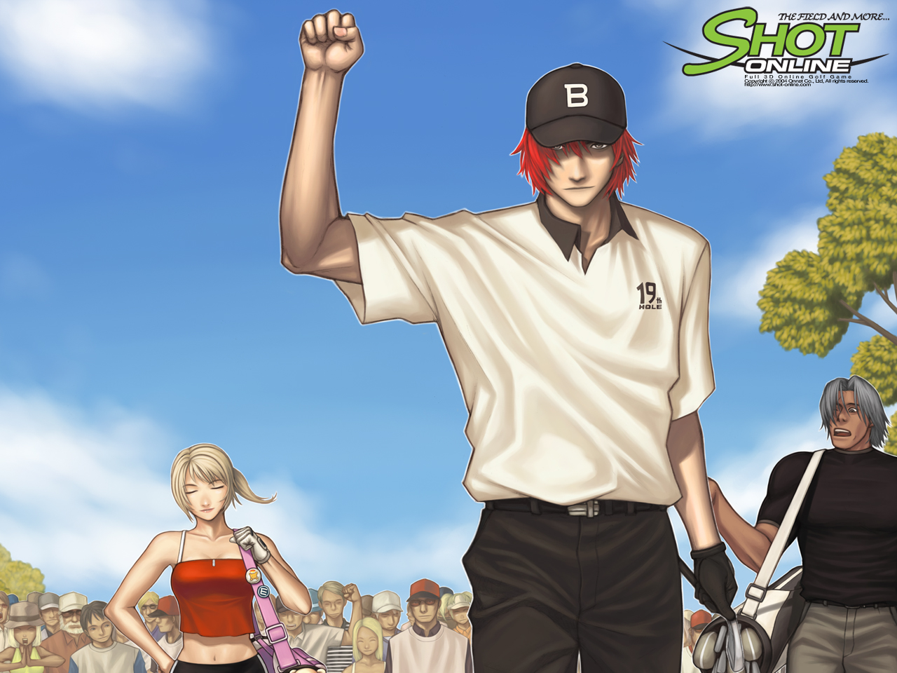 shot online golf game