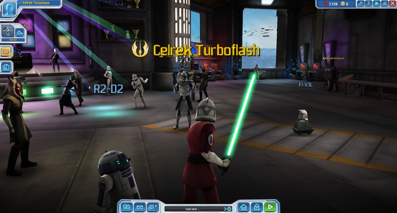 clone wars adventures game online free