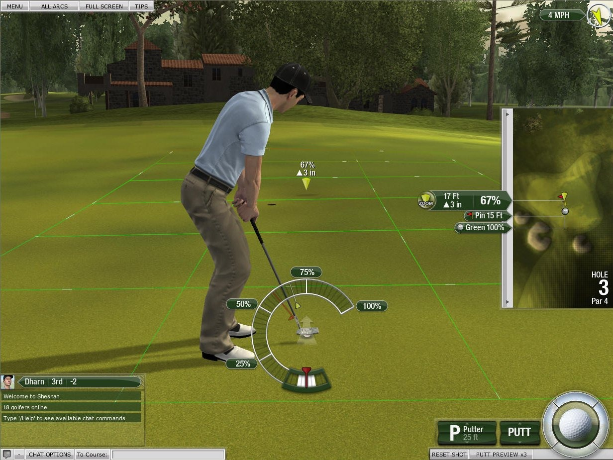 tiger woods pga tour online (2)