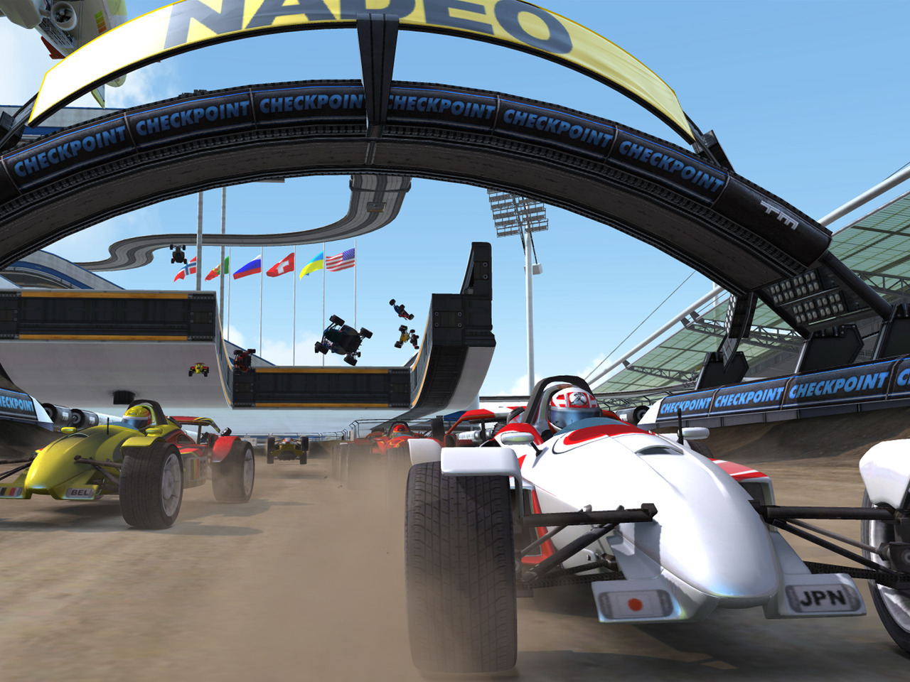 trackmania nations forever (2)