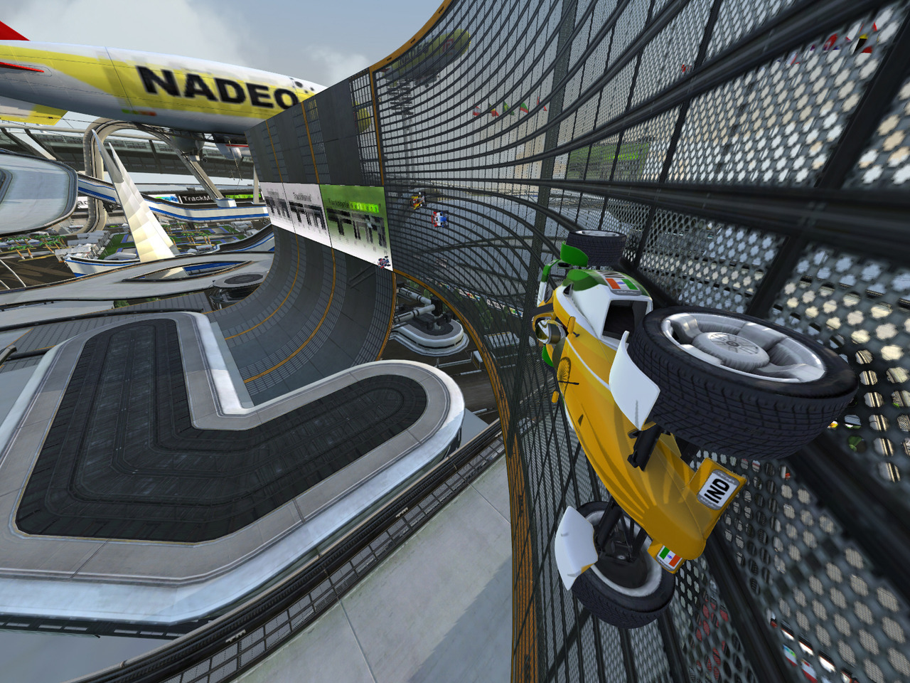 Download free TrackMania Nations Forever for macOS