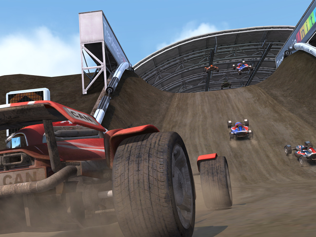 Trackmania Nations Forever Review And Download