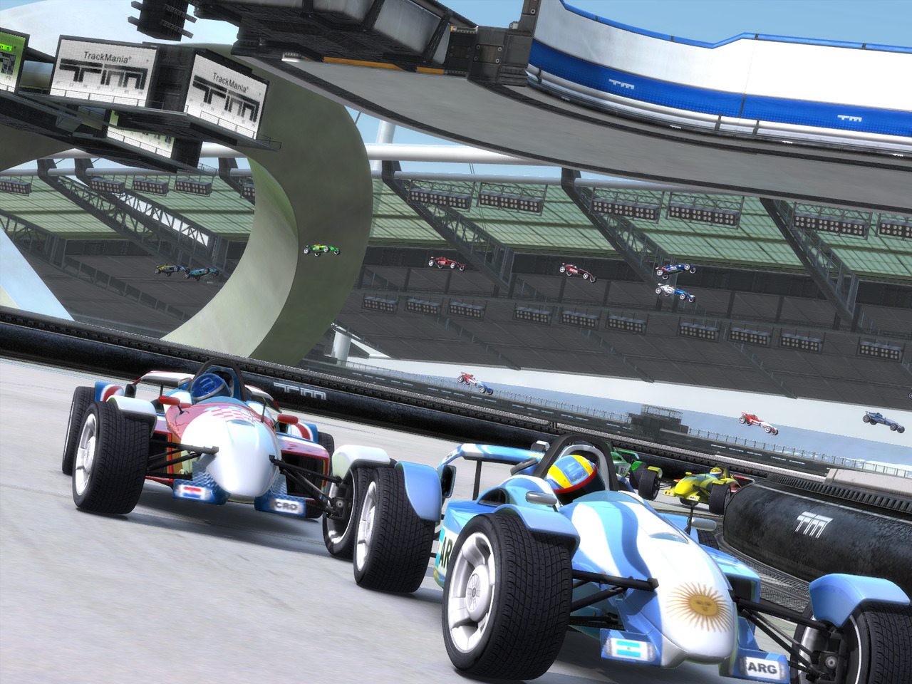 Trackmania Nations Online Spielen