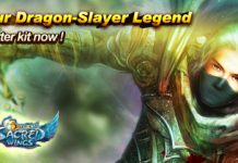 Dragon's Call Server 6&7 Starter Kit Giveaway 2