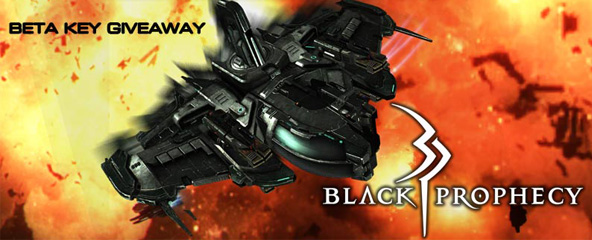 Black Prophecy Closed Beta Key Giveaway