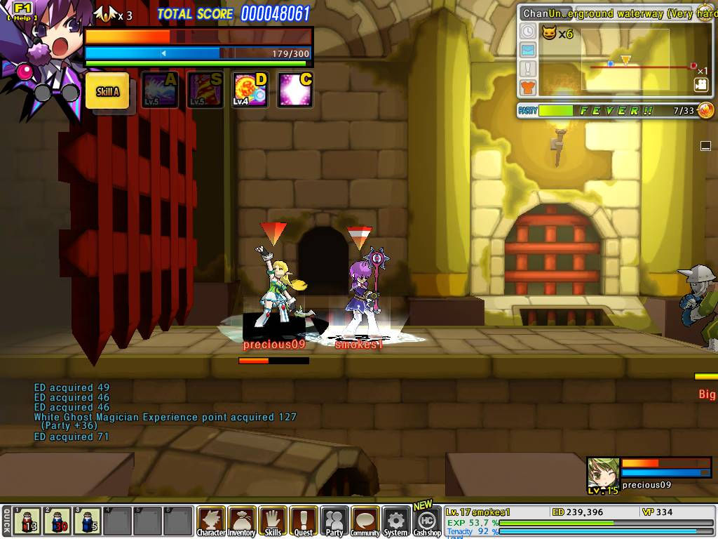 Elsword Online Review And Download