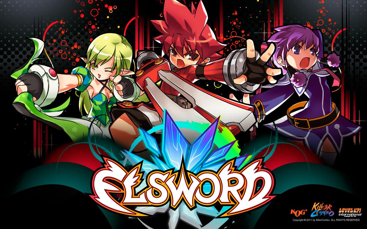Elsword Online wallpaper