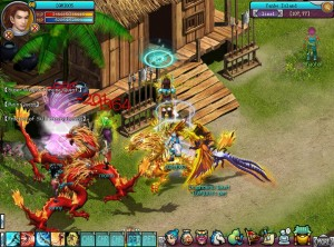 Grand Epic Online: Closed Beta Launched