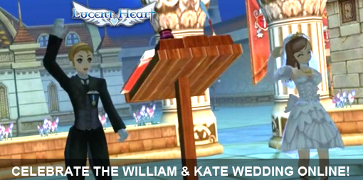 Lucent Heart (Europe): William & Kate Wedding Giveaway