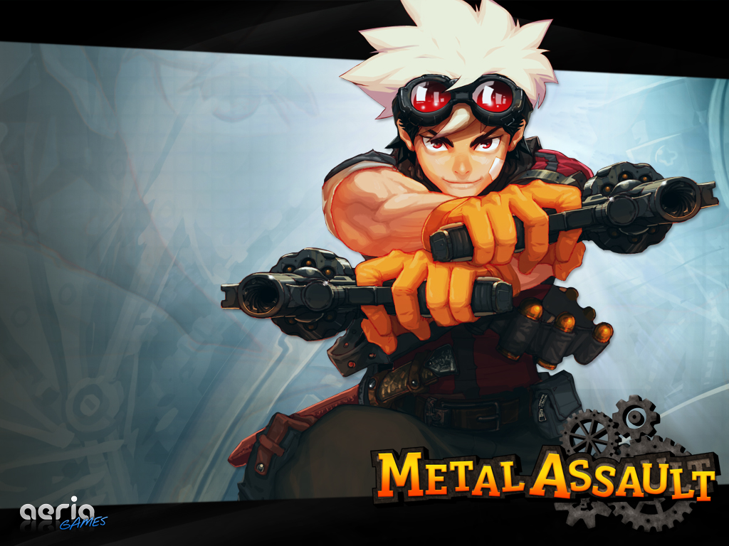 Metal Assault wallpaper