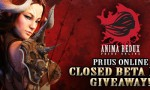 Prius Online Closed Beta Key Giveaway