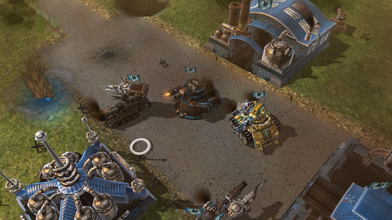 Steel Legions (2)