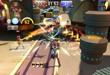 Brawl Busters Open Beta Now Live