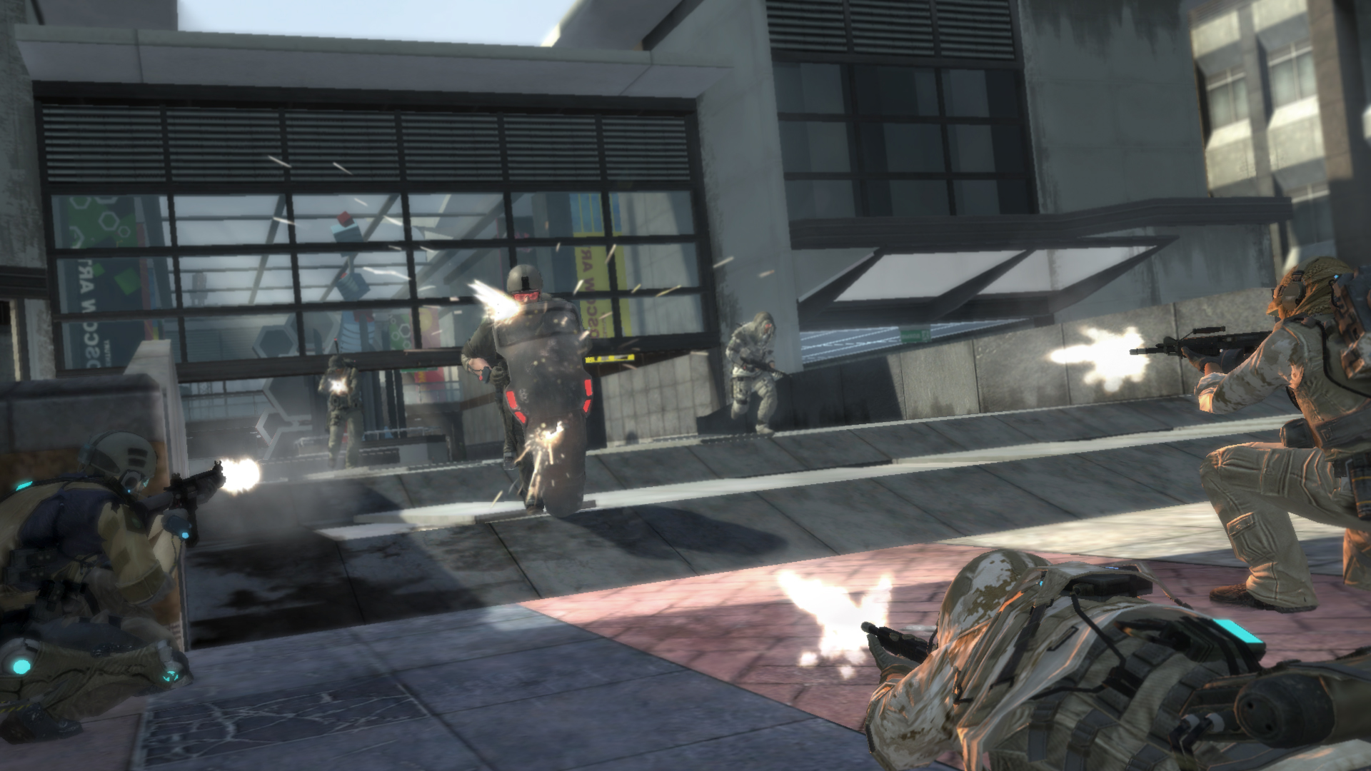 Ghost Recon Online (2)