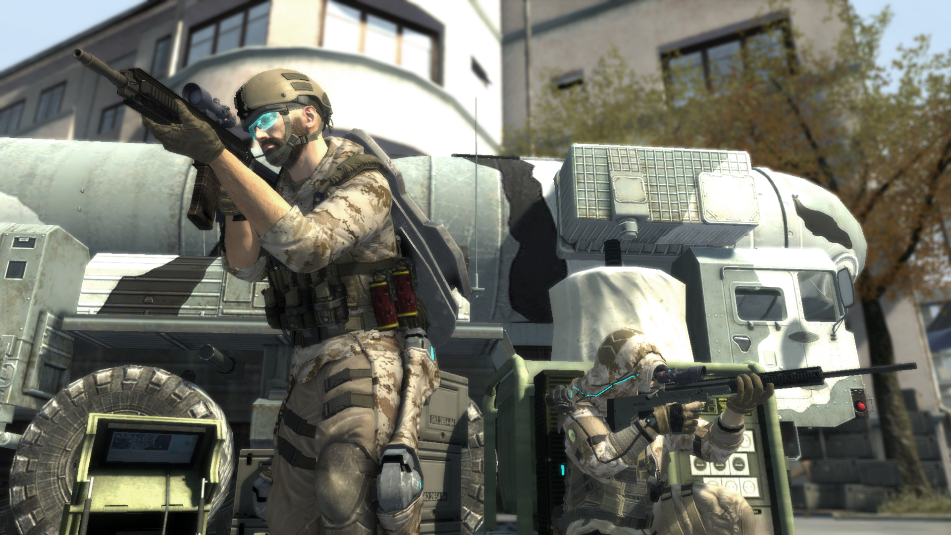 Ghost Recon Phantoms Review and Download