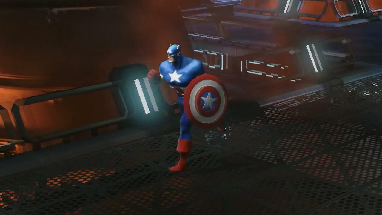 Marvel Heroes (1)