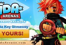 Aida Arenas Closed Beta Key Giveaway 1