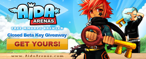 Aida Arenas Closed Beta Key Giveaway