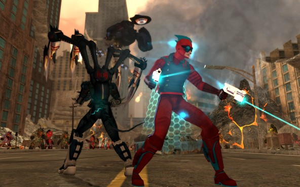 City of Heroes Freedom 4