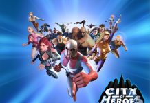City of Heroes Goes Free to Play