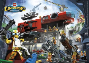 LEGO Universe Goes Free to play