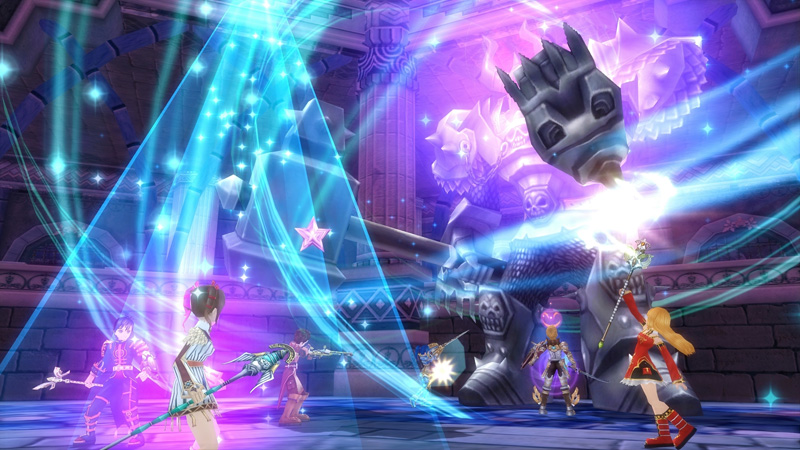 Lucent Heart Preview Class Skills Zones MMO Dating Features